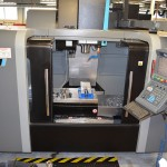 Photo of 3-axis CNC Endmill
