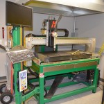 Photo of 3-axis CNC Plasma Cutter