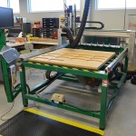 Photo of 3-axis CNC Router