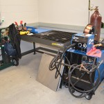 Photo of Welding Station